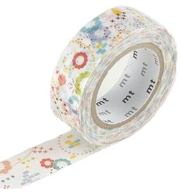 MT  MT masking tape ex colorful pop