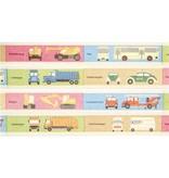 MT washi tape kids vervoer