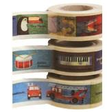 MT washi tape kids instrument