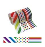 MT masking kids kleurige strepen