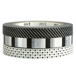 MT washi tape slim deco F