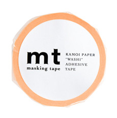 MT masking tape slash red