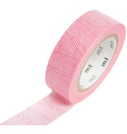 MT  MT masking tape messy magenta