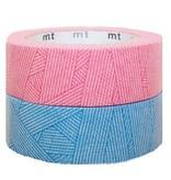MT masking tape messy magenta