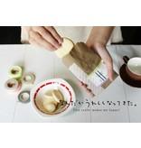MT washi tape white flower
