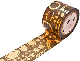 MT washi tape fab kazarikei gaku