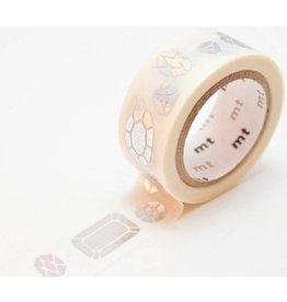 MT  MT washi tape fab jewel