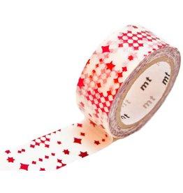 MT  MT masking tape fab stars