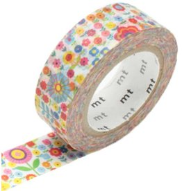 MT  MT masking tape mini flower garden