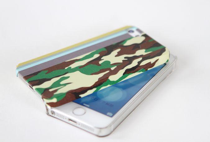 MT masking tape ex camouflage groen