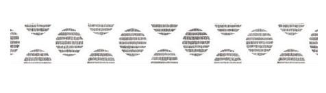 MT washi tape script dot monochrome