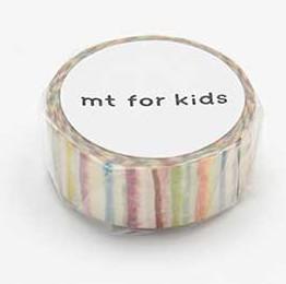 MT washi tape kids shima