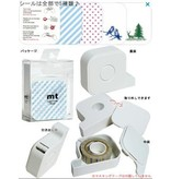 MT Masking tape cutter decor wit