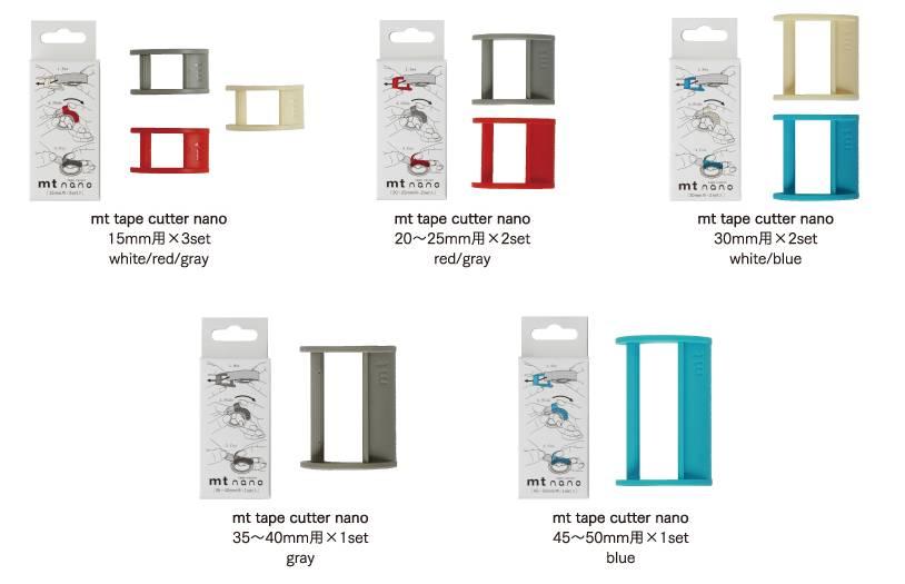 MT washi tape cutter Nano 35-40 mm