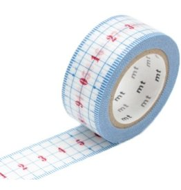 MT  MT masking tape ex Ruler
