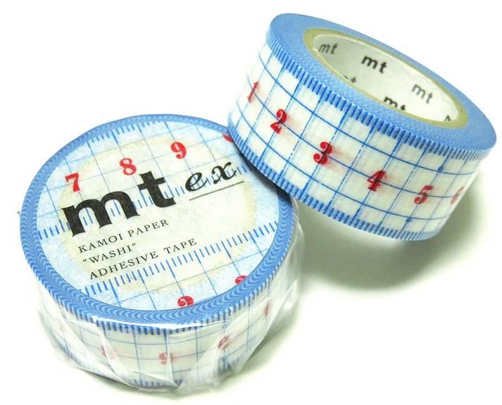MT washi tape ex Ruler