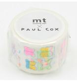 MT washi tape ex Paul Cox Nains