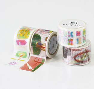 MT masking tape ex Paul Cox Nains