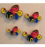 Magneten retro bees