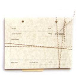 Gadanke {Taste} ~ Aanvulling van 12 extra recepten - & 'remember when' kaarten