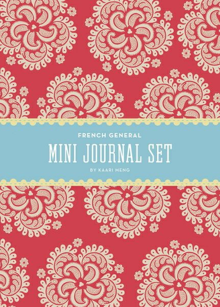Set notebooks French general