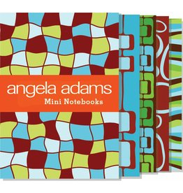 Set notebooks Angela Adams