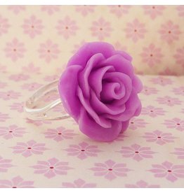 Zilte atelier Ring pink rose