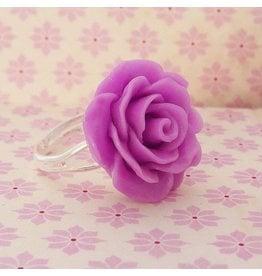 Zilte atelier Ring pink rose