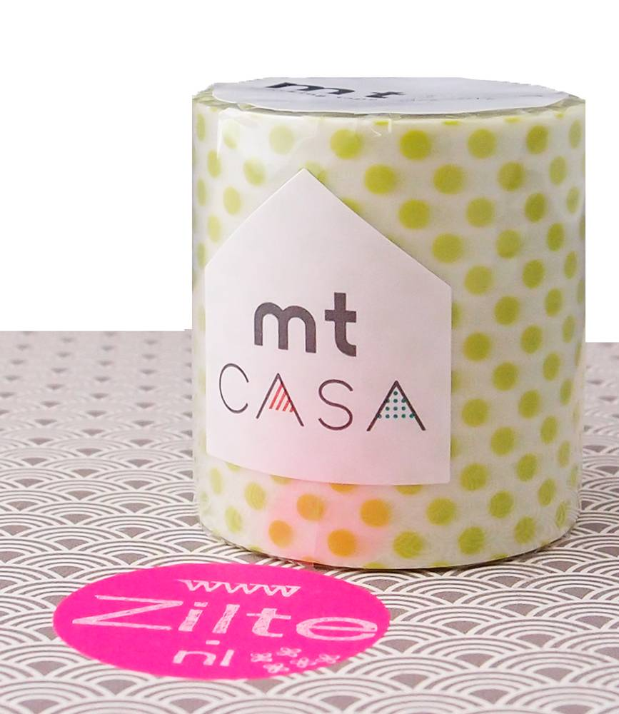 MT wahi tape Casa Dot moegi 50 mm