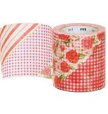 MT casa flower red 50 mm