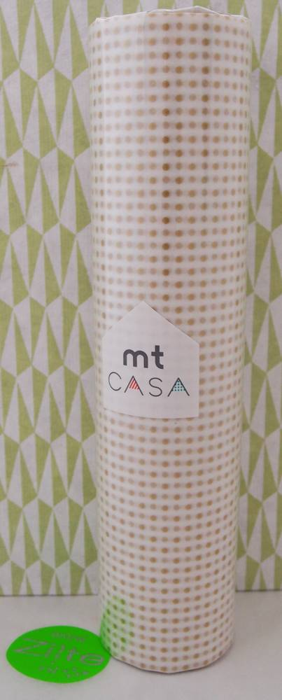 MT casa small dot goud 200 mm