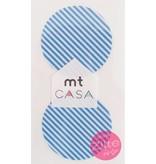 MT casa Seal stripe light blue