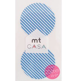 MT  MT casa Seal stripe light blue