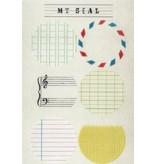 MT casa Seal ex round stickers