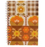 Notebook retro bloom