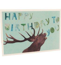 Happy birthday hert groen