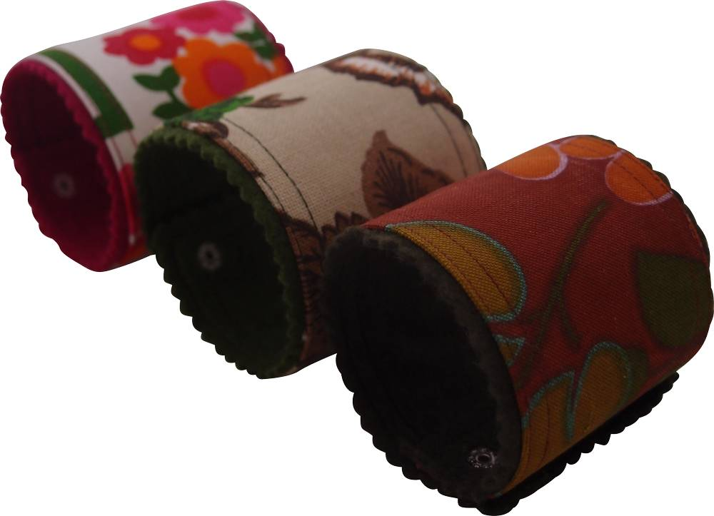 Easy bracelet Huisteil vintage bloom