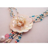 Ketting bloom pearl
