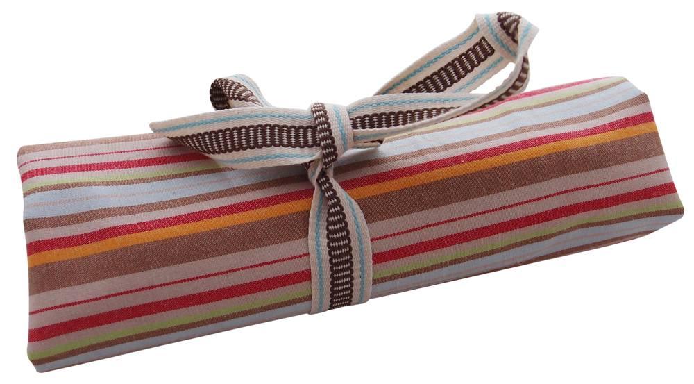 Pencil roll stripe
