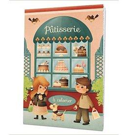 La Marelle Kleurboek Patisserie