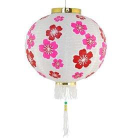the go'round Lampion van stof Lucky flowers