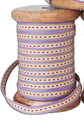 1 meter band stripe purple
