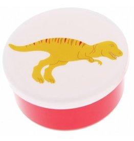 Sass & Belle Tussendoor trommeltje T-rex