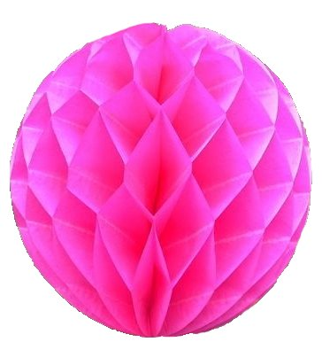 Honeyball groot shocking pink