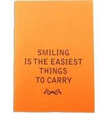 Minischrift optimist oranje