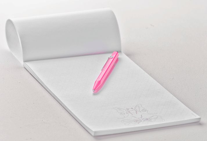 Briefpapierblok sweet bugs