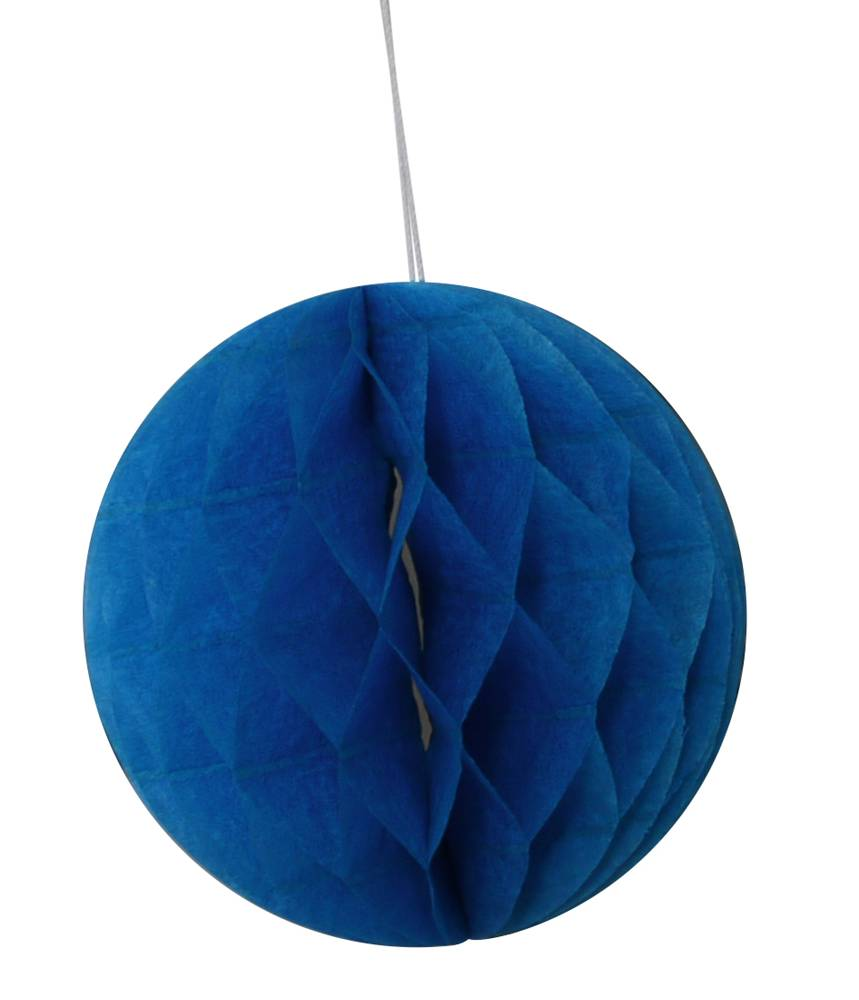 Honeycomb bolletje blauw