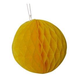 Honeycomb bolletje geel