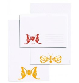 Wow goods Briefpapier set sweet bugs