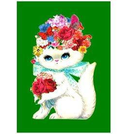 Kitty mini poster